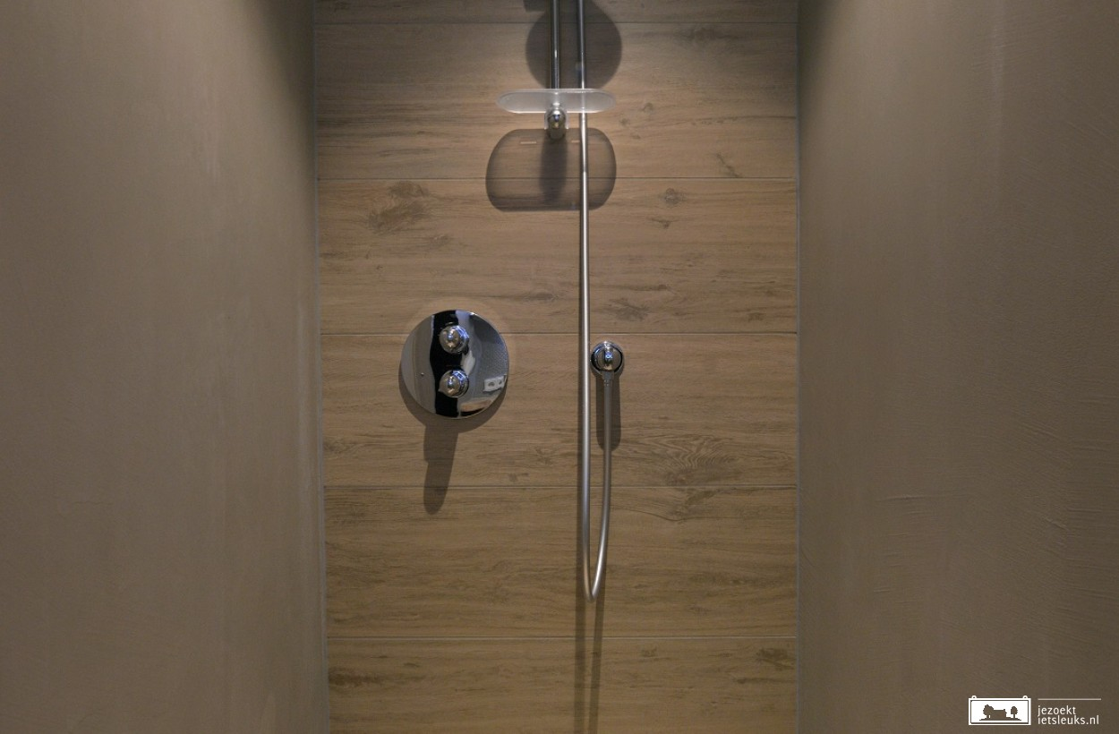 Walk-in shower alle Beachrooms