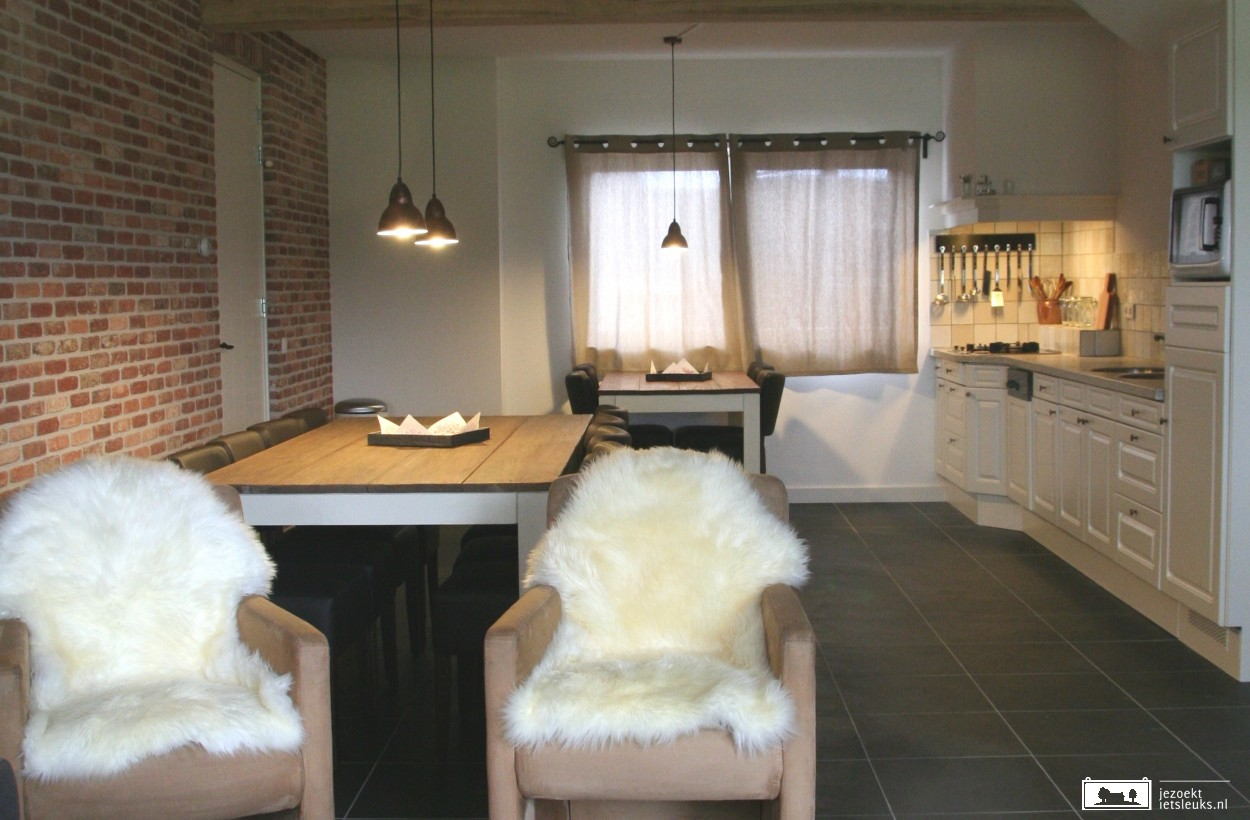 Splinternieuwe bed and breakfast in Brabant