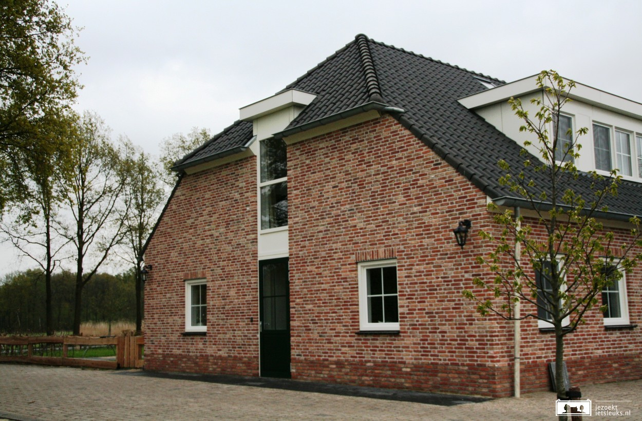 Ingang B&B accommodatie