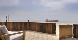 Beachrooms en Zandpaviljoen Pier 7